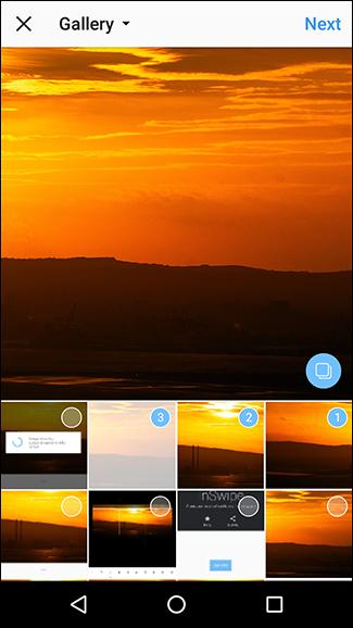 как разместить фото панораму в инстаграм знаю, чего