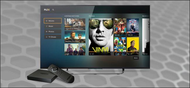 Как использовать Plex на вашем Amazon Fire TV и TV Stick